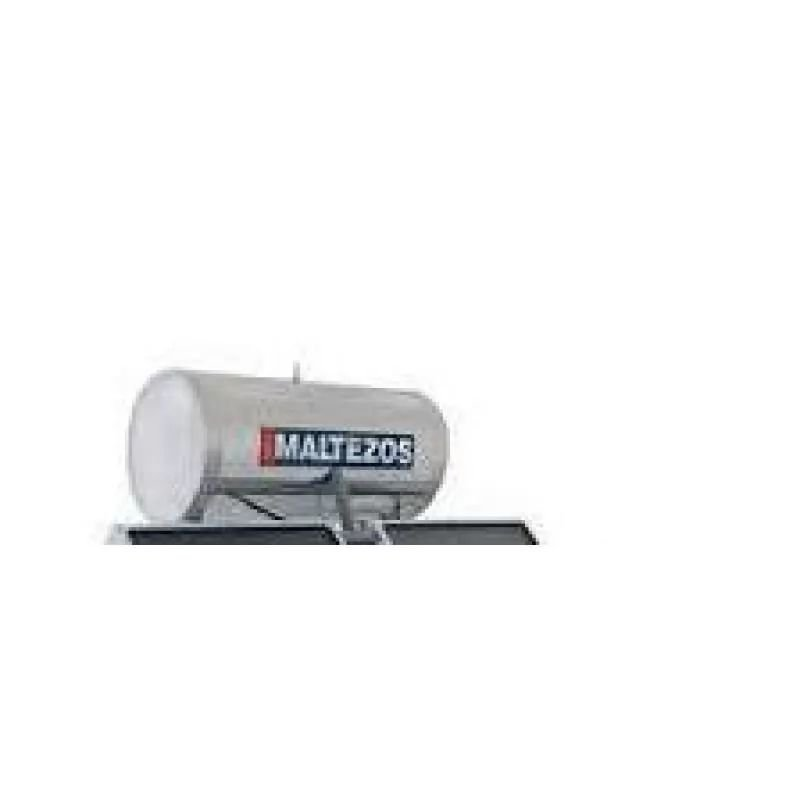MALTEZOS INOX BOILER ΗΛΙΑΚΟΥ ΘΕΡΜΟΣΙΦΩΝΑ MALT FL 200L 2E