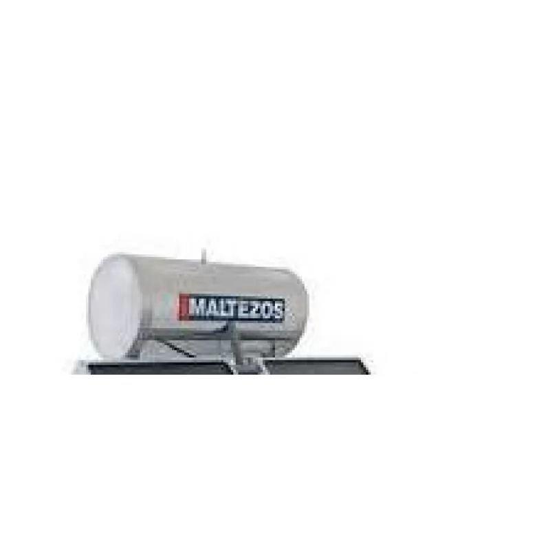 MALTEZOS INOX BOILER ΗΛΙΑΚΟΥ ΘΕΡΜΟΣΙΦΩΝΑ MALT FL 300L 3E