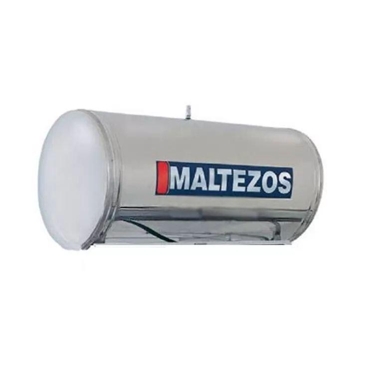 MALTEZOS INOX BOILER ΗΛΙΑΚΟΥ ΘΕΡΜΟΣΙΦΩΝΑ MALT H 160L 2E