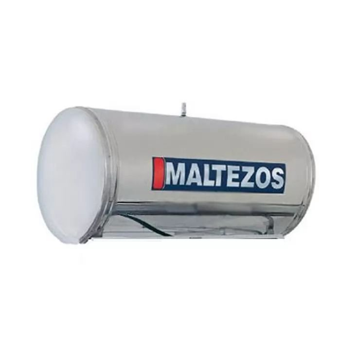 MALTEZOS INOX BOILER ΗΛΙΑΚΟΥ ΘΕΡΜΟΣΙΦΩΝΑ MALT H 200L 2E