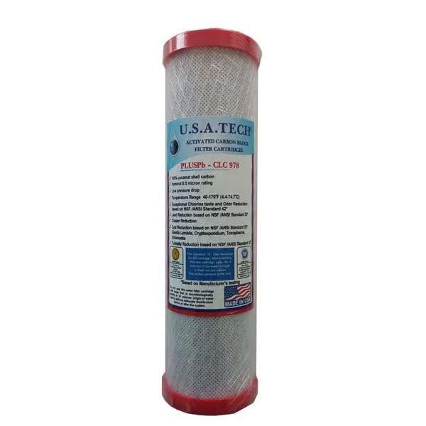Φίλτρο Άνθρακα με Πλήρη Αντιμικροβιακή Δράση PLUS PB CLC 978 Aqua Filter