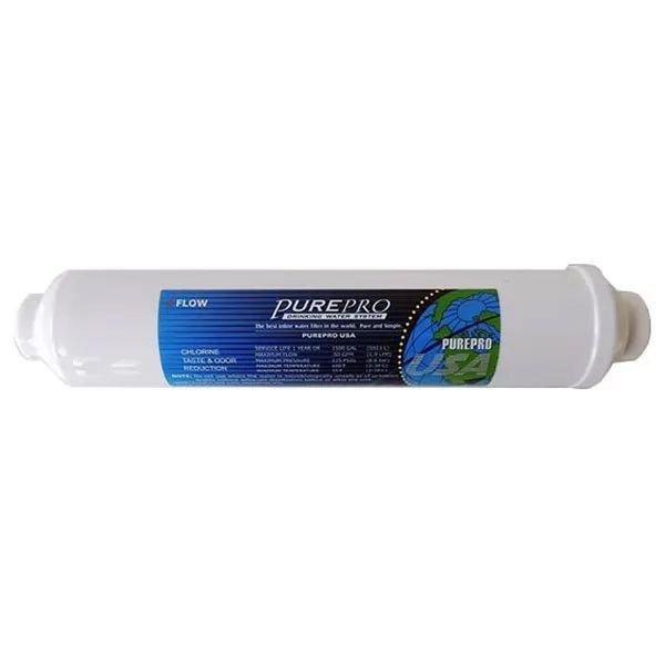 Φίλτρο Ψυγείου Ενεργού Άνθρακα In-Line 2X10 Pure Pro Made in USA