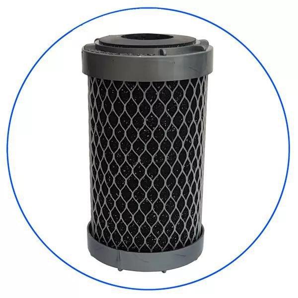 Φίλτρο Συμπαγούς Ενεργού Ανθρακα Silver Series FCCBL-S 5 ιντσών