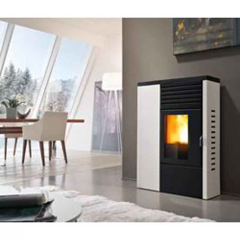 ΣΤΟΦΑ PELLET ΑΕΡΑ RED EDERA MULTIAIR 8KW
