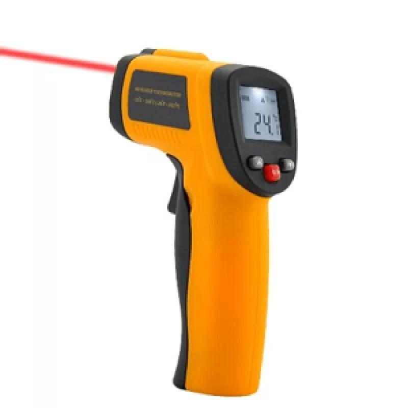Θερμόμετρο Υπερύθρων Laser