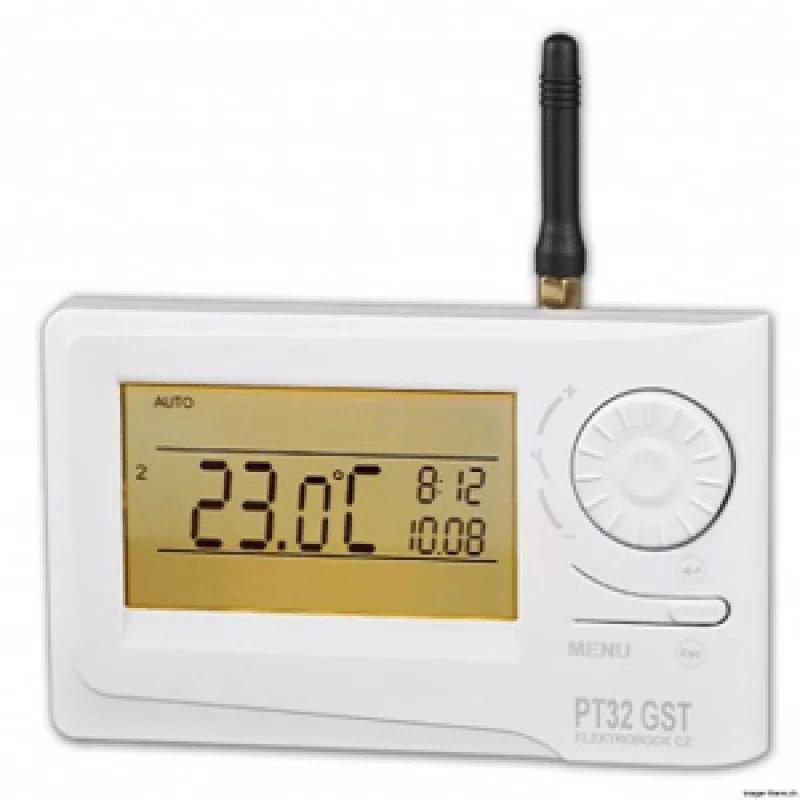 Θερμοστάτης GSM PT32GST