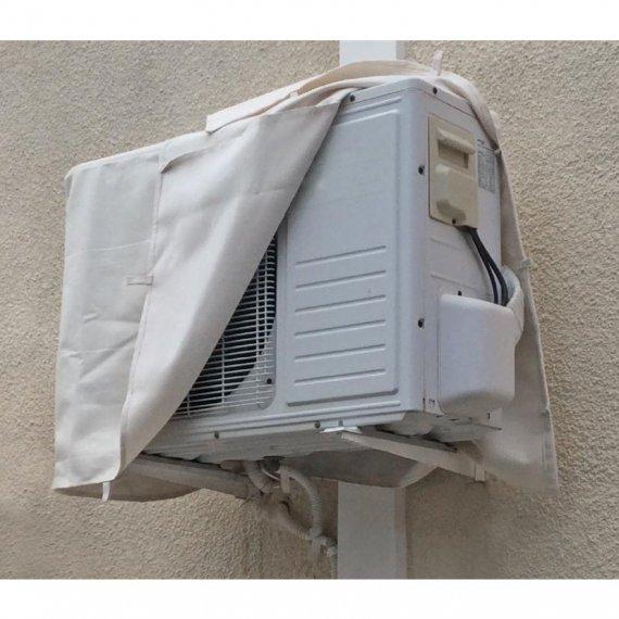 Αδιάβροχο Κάλυμμα Κλιματιστικού SolarCare 0.80 x 0.60 x 0.35 Εξωτερικής Μονάδας