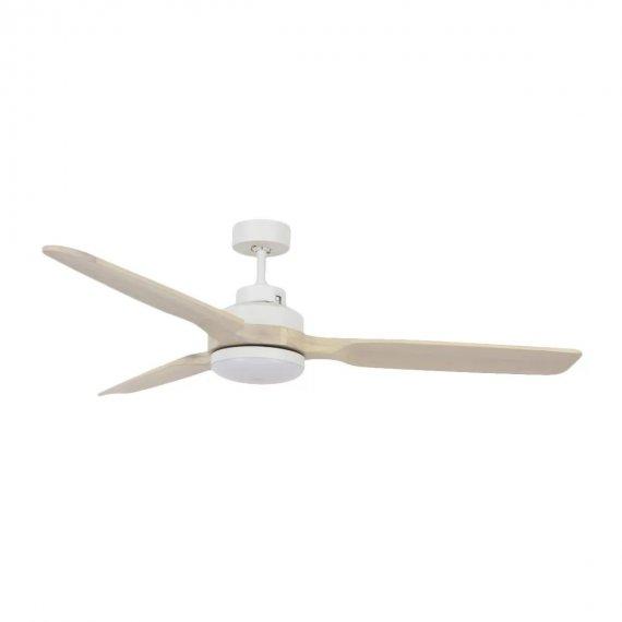 Ανεμιστήρας Οροφής Lucci Air Shoalhaven White/White Wash