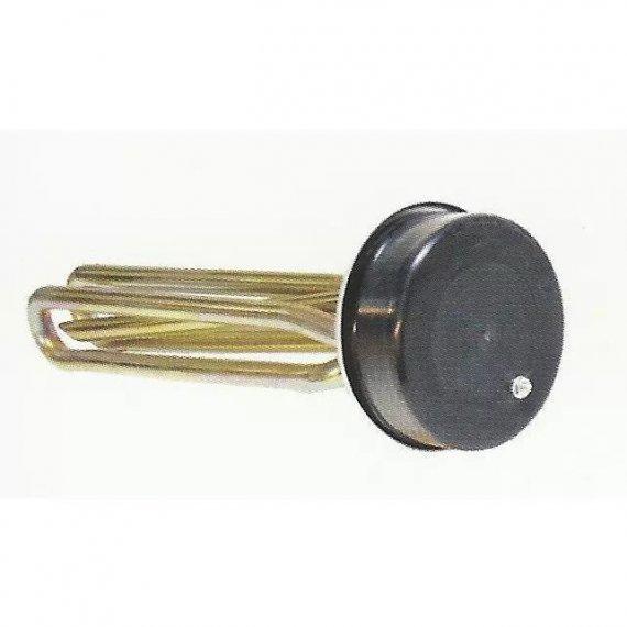 Αντισταση Boiler Λεβητοστασιου GBL 200-300-500Lt Μονοφ.Καθετη για Ατλια Θερμοτητας(Νεκρο ακρο) 3.5Kw