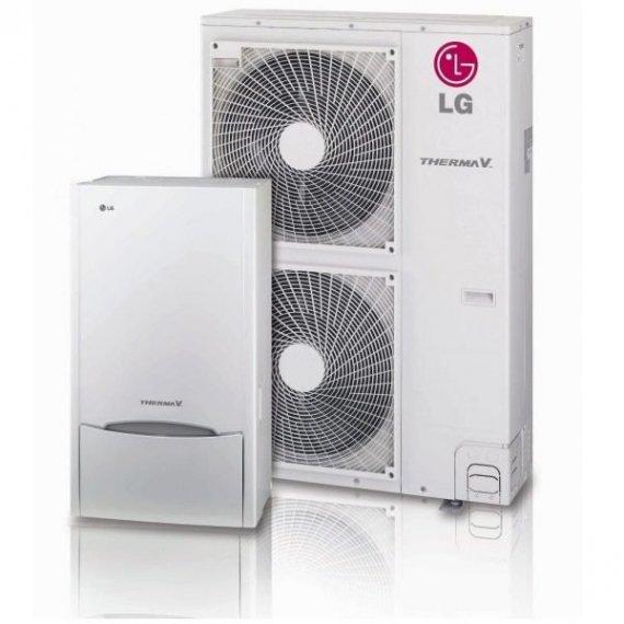 Aντλία Θερμότητας LG Therma V HN1610H.NK2 / HU161H.U32 Split 16Kw