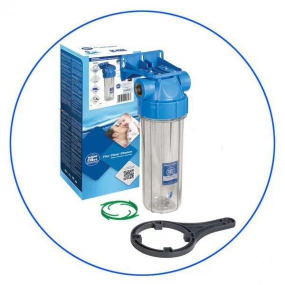 Φιλτροθήκη Κάτω παγκου  10'' Aqua Filter FHPR-HP1 1/2″