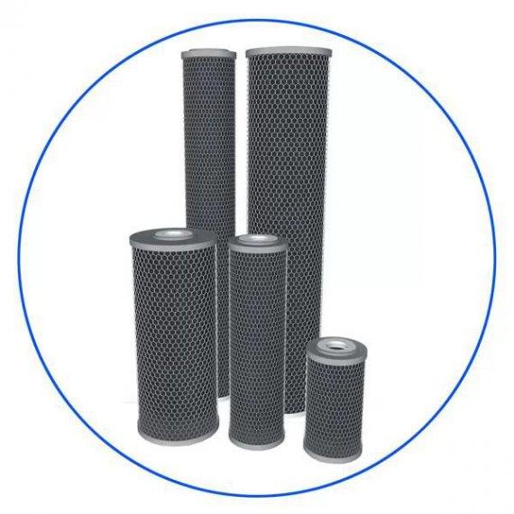 Φίλτρο Συμπαγού Ενεργού Άνθρακα Silver Series FCCBL-S