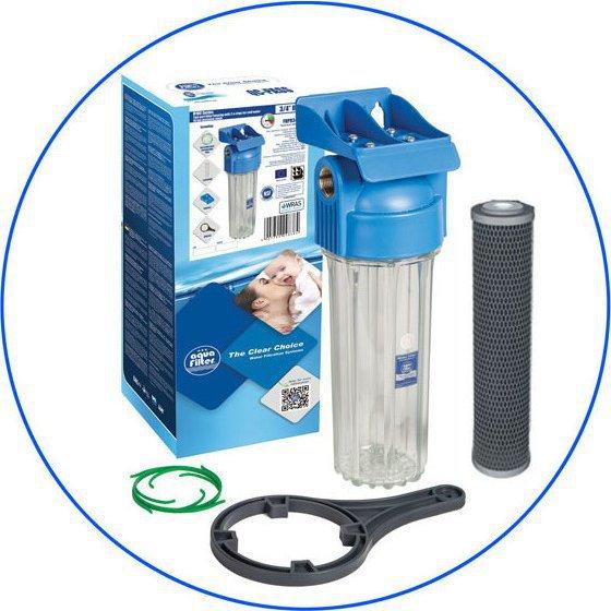 Φιλτροθήκη Κατω Πάγκου HOME FCCBL-S Aqua Filter