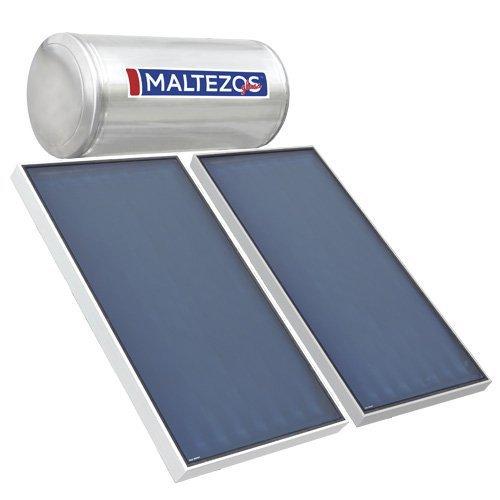 Maltezos Glass GL 200 L / 2E / 2 x SAC 100 x 150