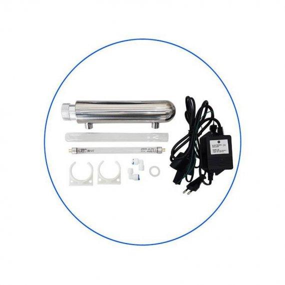 Λάμπας Υπεριώδους Ακτινοβολίας UV Aqua Pure UV-P6W