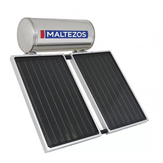 MALTEZOS MALT H 160 L / 2E / INOX 2 x SAC 90 x 150 (2.7τμ)