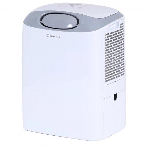 MORRIS MDM-3018 ΑΦΥΓΡΑΝΤΗΡΑΣ 30L με λειτουργείες ψύξης, θερμανσης, υγραντήρα και καθαριστή αερα