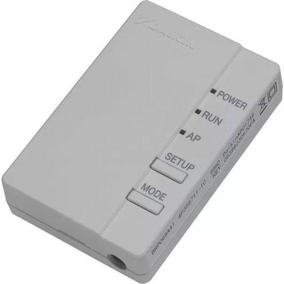 Online ελεγκτής μέσω εφαρμογής BRP069A41