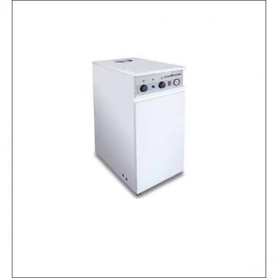 Powertherm PFE-40 (40.000kcal) Χαλυβδινος Ατομικος Λεβητας με φλογοαυλους & εναλλακτη για Ζεστο Νερο Χρησης (12 ΑΤΟΚΕΣ ΔΟΣΕΙΣ)