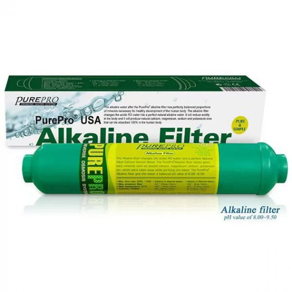 Pure pro Φίλτρο Αλκαλικών Ιόντων In-Line Alkaline